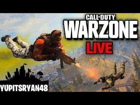 WARZONE BATTLE ROYALE GamePlay PS4 Road To 2k Subscriber!!
