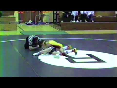 RAMAPO WRESTLING 1984 VS NORTH BERGEN