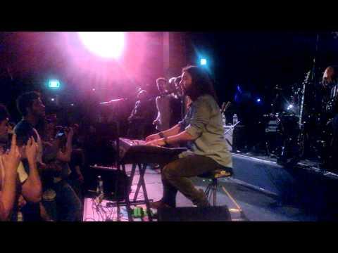 Ron Pope - A Drop in the Ocean - LIVE in Brisbane 6-June-2014