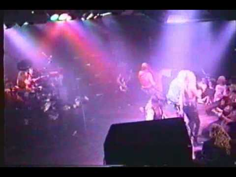 TUFF LIVE AT THE ROXY 2-24-90 JAMMING WITH VAIN