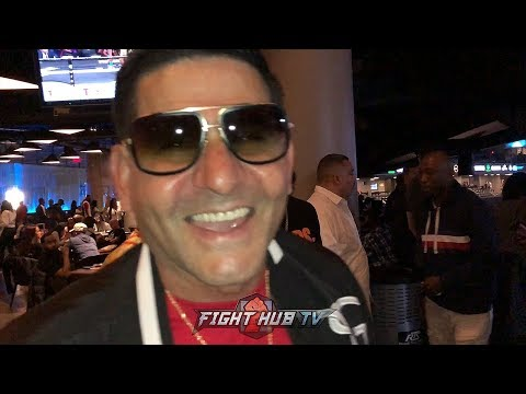 """ANGEL GARCIA """"DANNY RETURNS IN JULY AGAINST A ELITE FIGHTER! COULD OR COULD NOT BE SHAWN PORTER!"""""""
