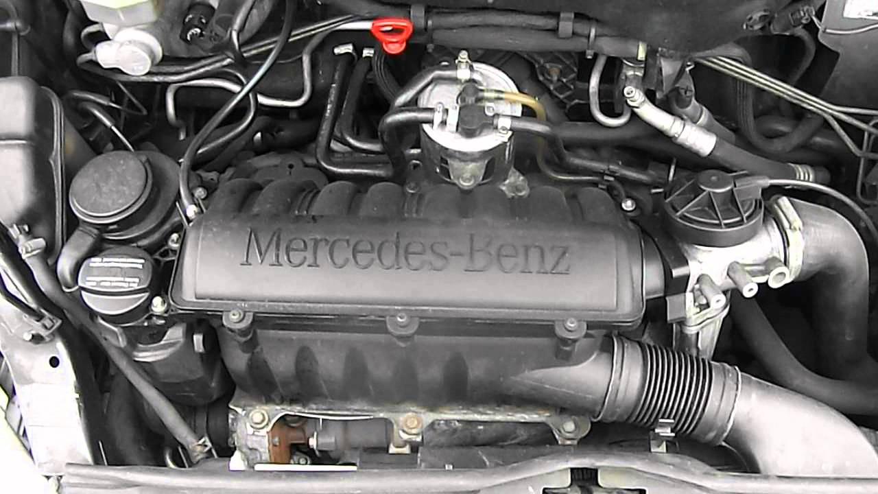 mercedes a170 1 7td engine youtube. Black Bedroom Furniture Sets. Home Design Ideas