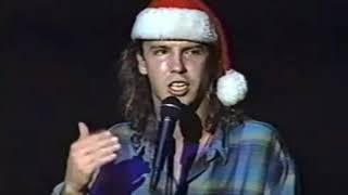 Doug Stanhope California Roll Santa Hat 1995