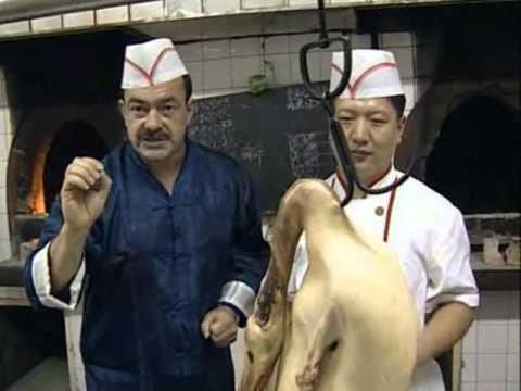 В поисках приключений. Михаил Кожухов. Китайская кухня. Утка по - пекински.