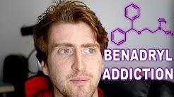 Benadryl Addiction - How I Became Benedryl Dependent For Sleep to How I Quit