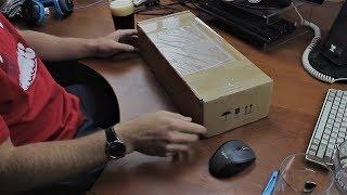 Unboxing an Ultimate Hacking Keyboard! (UHK)