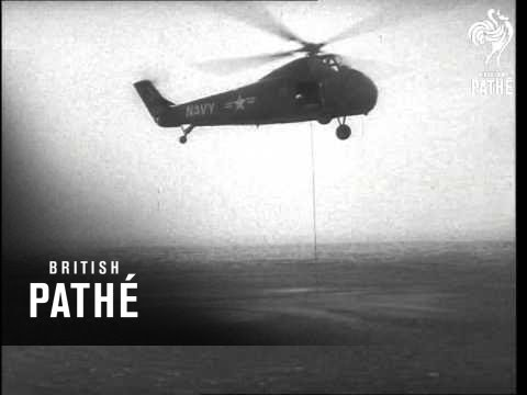 Latest Sea Helicopter (1954)