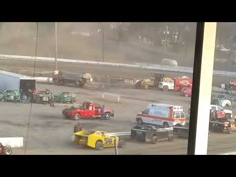 Orange County fair speedway open practice 4-14-2018