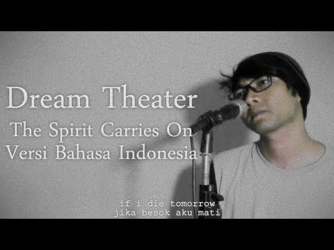 DREAM THEATER - The Spirit Carries On cover