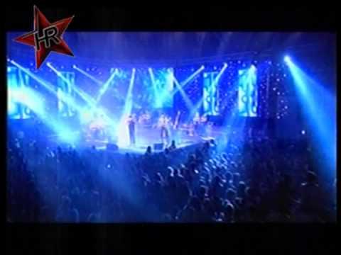 CRVENA JABUKA  Rodjendanski koncert povodom 25 godina Sarajevo zetra 2009 FULL KONCERT