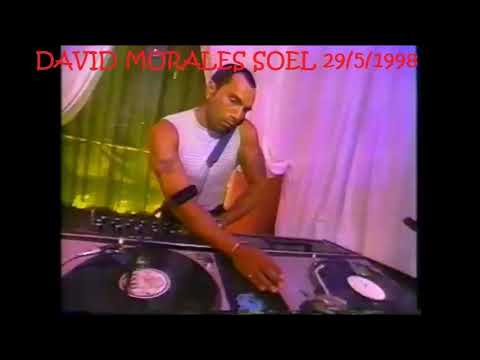 DAVID MORALES SOEL 29 5 1998