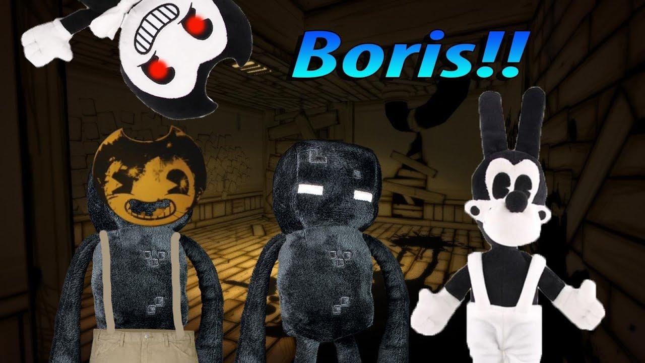 BATIM Plush Episode 3 Boris  YouTube