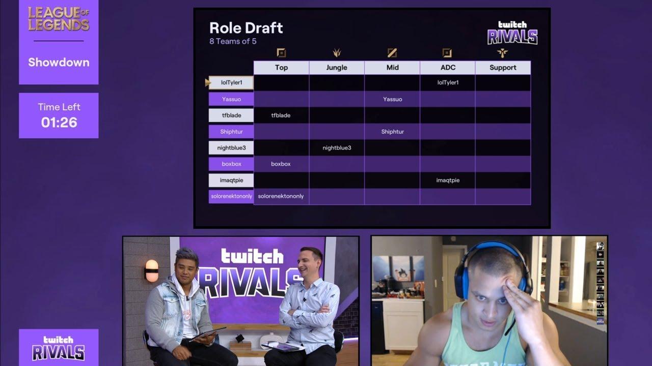 Twitch Team