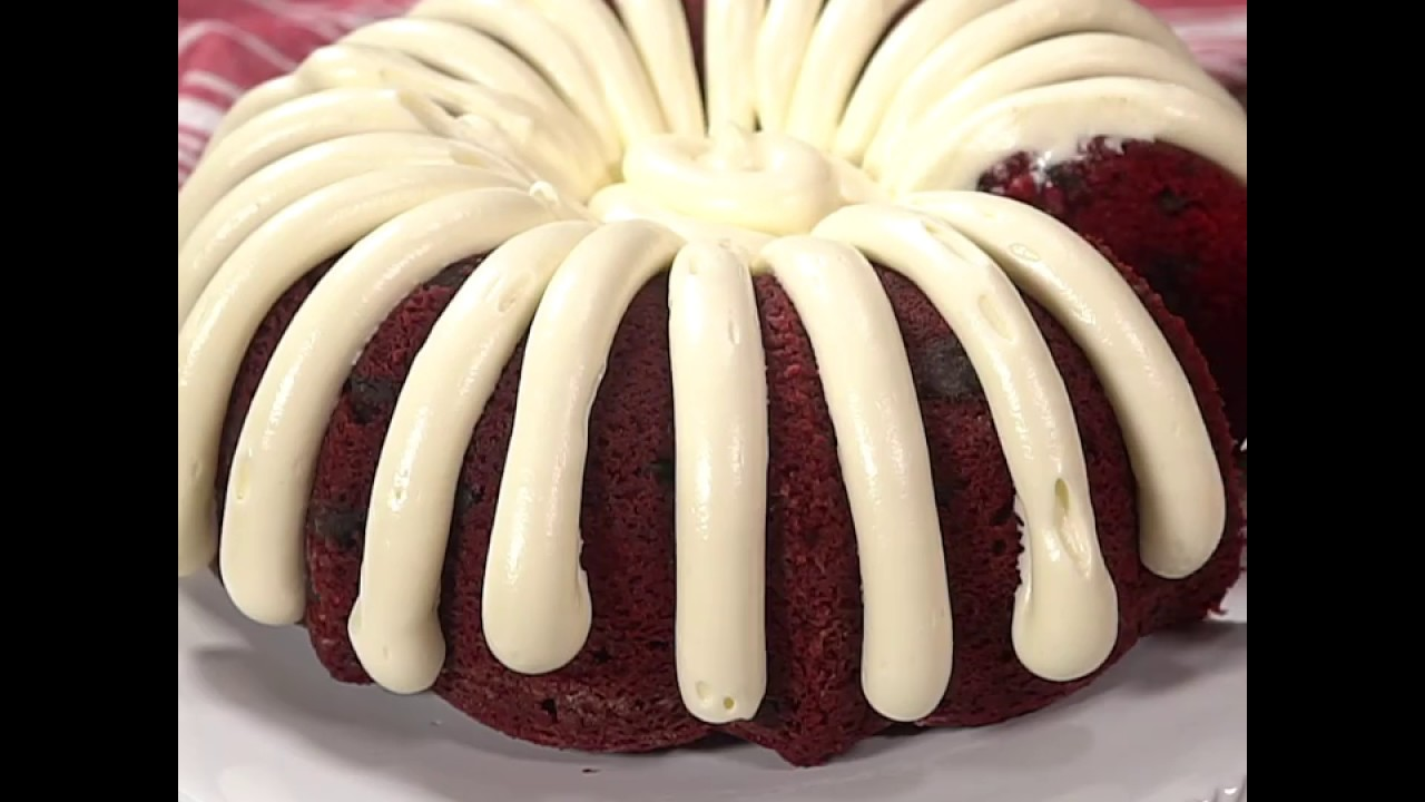 Nothing Bundt Cake Red Velvet Copycat Recipe