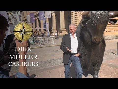 "Dirk Müller behind the Scenes: ""Lasst den Bullen los!"" - Pressetag in Frankfurt"