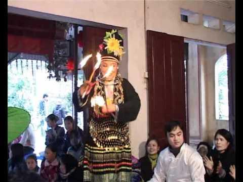Hầu đồng giá cô bé Suối Ngang - Đồng thầy Hoàng Thị Thao