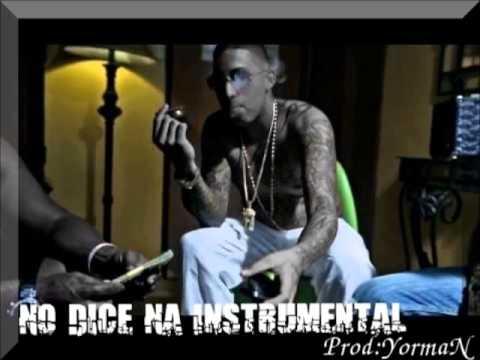 No Dice Na Ñengo Flow Instrumental