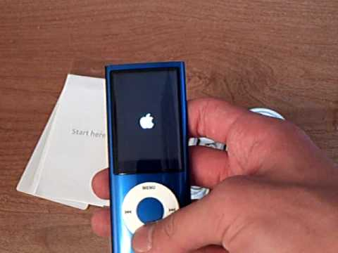 ipod nano 5g with video camera unboxing youtube. Black Bedroom Furniture Sets. Home Design Ideas