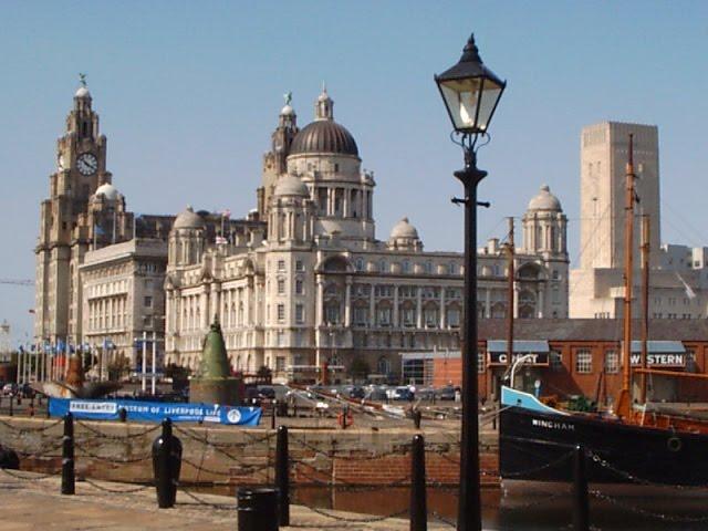 Liverpool City Tour England Youtube