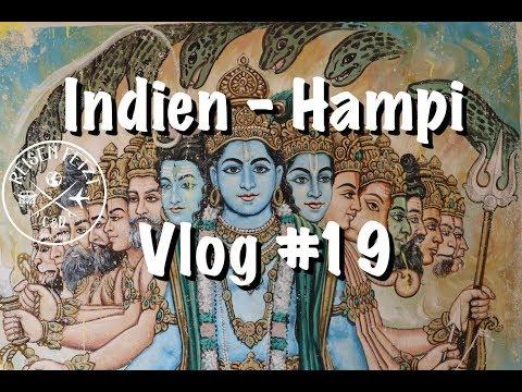 Indien - Hampi Vlog #19