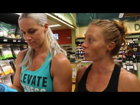 How To Shop For HEALTHY Groceries...THE RIGHT WAY!!!