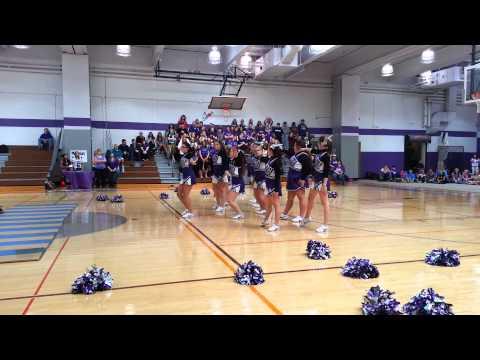 Little falls high school cheerleading 2014