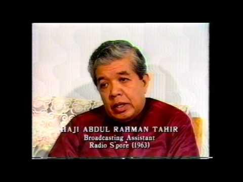 SBC 1988 - Diary of a Nation (Episode 1 - Radio Singapore)