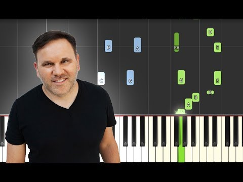10,000 Reasons Bless the Lord  PIANO TUTORIAL  Betacustic  Synthesia