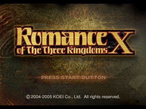 """Let's Play: ROTK X Part 10: """"He Jin choses WAR!"""""""