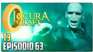 LOCURACRAFT 3 - EP 63   Yo soy Voldemort - Witchery   MINECRAFT SERIE DE MODS