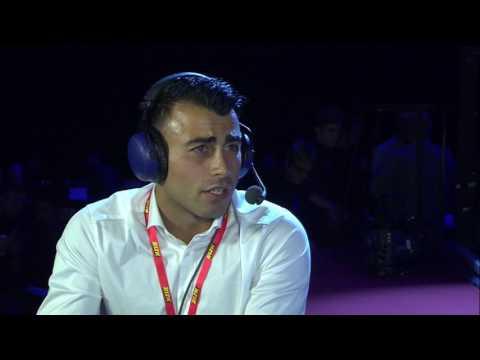 Cage 36: Makwan Amirkhani LIVE-haastattelu.