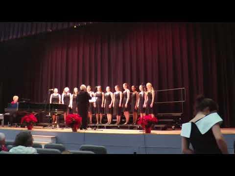 Fontbonne Academy Christmas Concert 2017