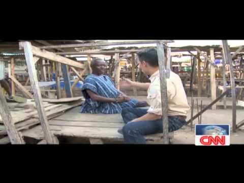 African beads and glass trade beads - CNN Report