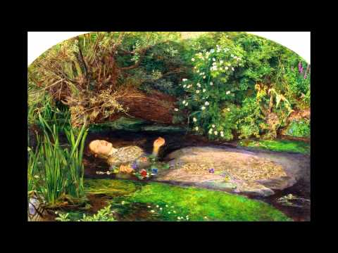Sir John Everett Millais, Ophelia