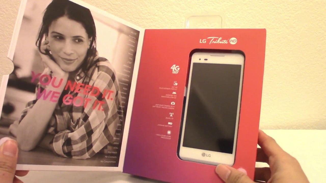 Fuck Videos For Mobiles throughout lg tribute hd unboxing (virgin mobile usa) - youtube