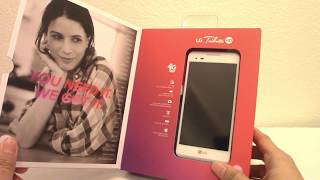 LG Tribute HD Unboxing (Virgin Mobile USA)