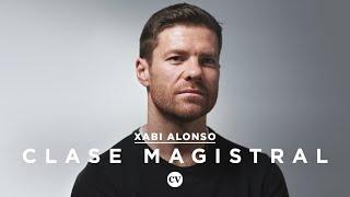 Clase Magistral: Xabi Alonso. Mi rol en Liverpool, Real Madrid y Bayern de Múnich