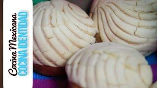 Como hacer Conchas. Panadería mexicana. Recetas mexicanas. Yuri de Gortari