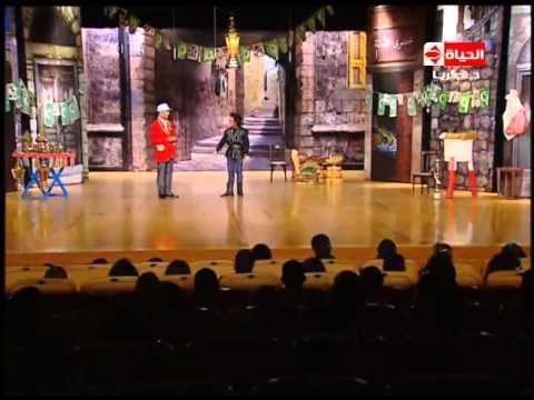 تياترو مصر - مسرحية ' الفانوس السحري ' بتاريخ 28-3-2014