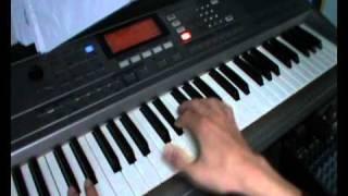Når Sjelen Hentes Til Helvete (Dimmu Borgir keyboard cover)