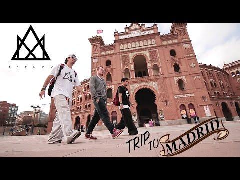 Air Movement .-TRIP TO MADRID-.