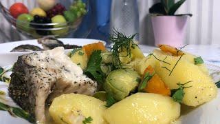 Влог Приглашаю на Ужин Просто Быстро и Вкусно Ужин с Мультиварки