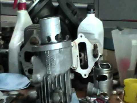 Bourke 30 C.I.D. engine restoration #B30-8-54