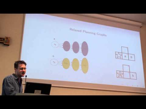 ICAPS 2013: Matthew Crosby - Automated Agent Decomposition for Classical Planning
