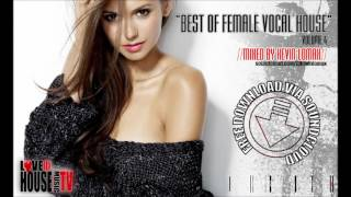Best of Female Vocal House 2016 Mixed By Kevin Lomax - FREE DOWNLOAD