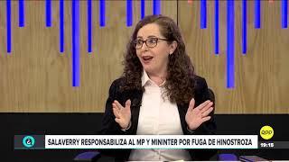 #QTLR | Gilbert Violeta y Rosa Bartra sobre fuga de César Hinostroza