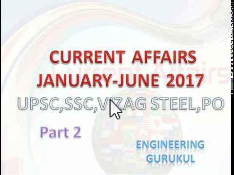 last 6 months current affairs pdf 2017