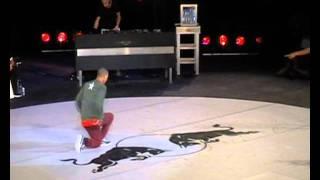 LAGAET VS KHALIL - Red Bull Bc One Europe 2011