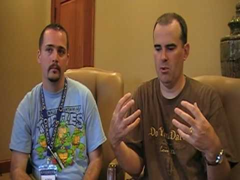 Courageous Movie Interviews: Jay interviews Writer/Director Alex Kendrick (HD)