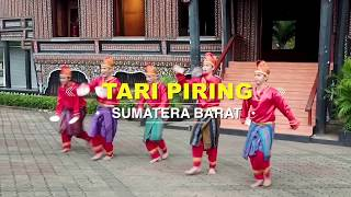 Tari Piring - Sumatera Barat